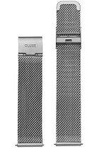 Bransoleta mesh Cluse Minuit CS1401101028