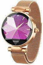 Smartwatch Garett Women Lisa LISA_ZLOT_STAL