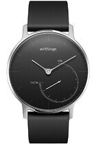 Smartwatch z funkcją analizy snu Withings Activite Steel ISWNOACSBK