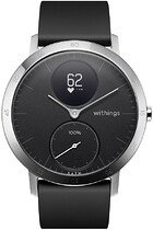 Smartwatch z pomiarem pulsu Withings Activite Steel IZWWIH40BK