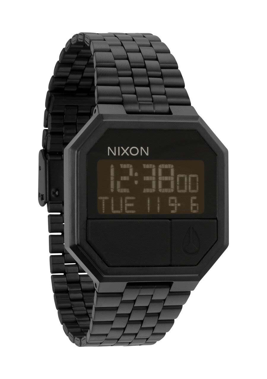 Zegarek All Black Nixon Re-Run A1581001
