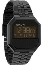 Zegarek All Black Nixon Re-Run A1581001
