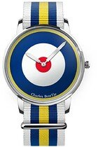 Zegarek Charles BowTie Roundel Collection HALSA.N.B