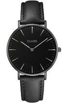 Zegarek Cluse La Boheme Black CL18501