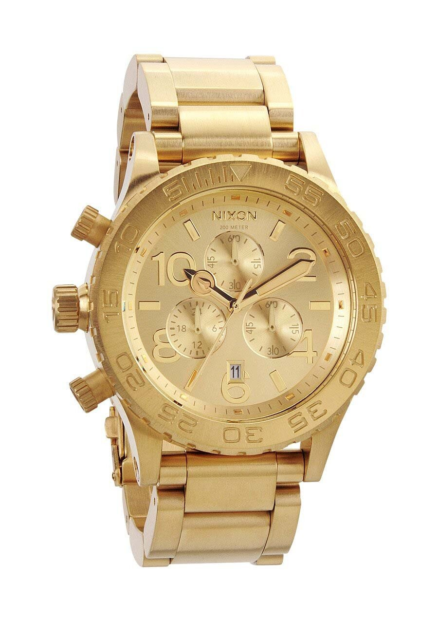 Zegarek damski All Gold Nixon 42-20 Chrono A0371502