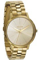 Zegarek damski All Gold Nixon Kensington A0991502