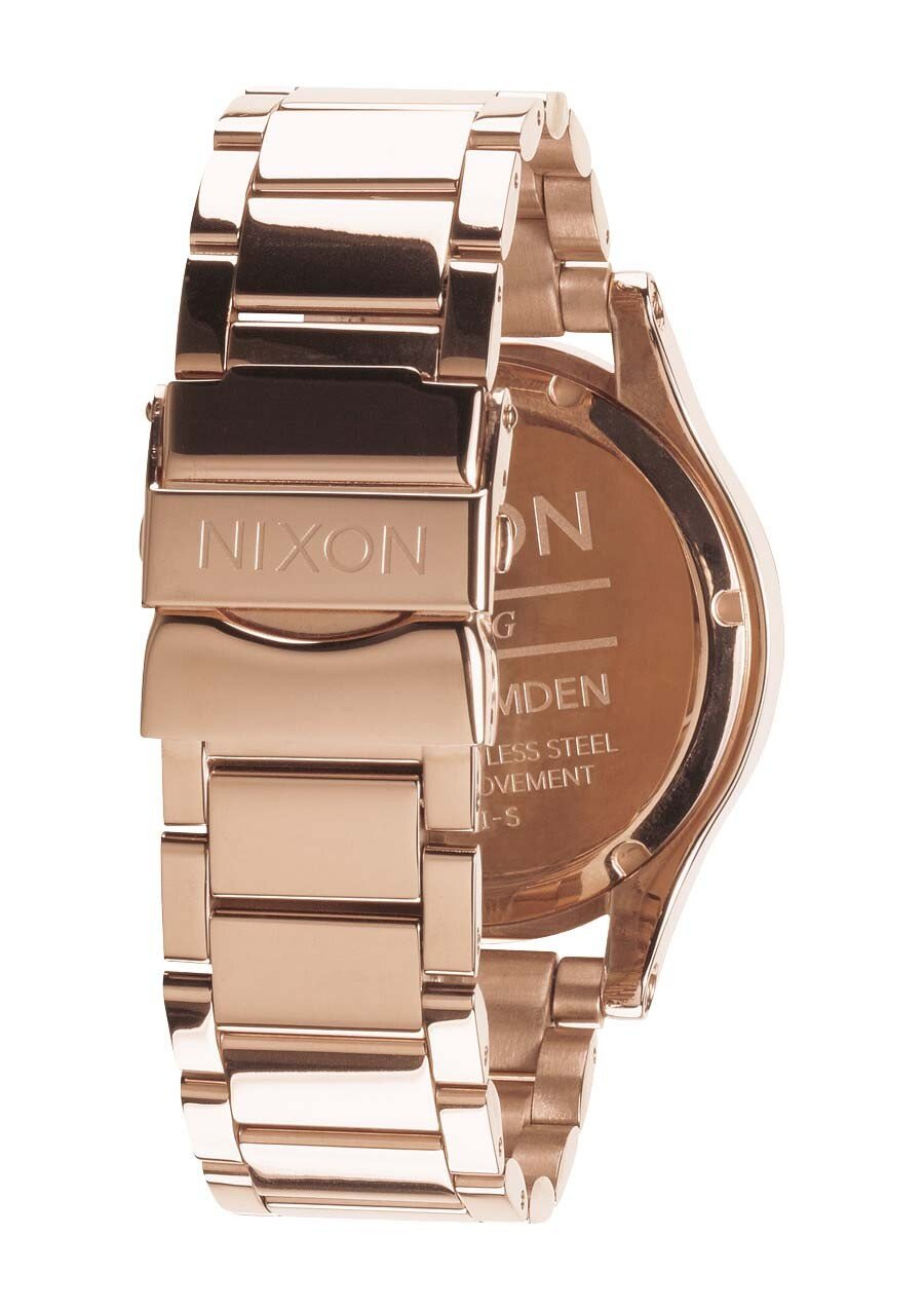 Zegarek damski All Rose Gold Nixon Camden A3431897