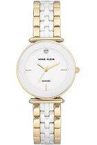 Zegarek damski Anne Klein  AK-3158WTGB