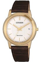 Zegarek damski Citizen Leather FE6012-11A