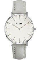 Zegarek damski Cluse La Boheme Silver CL18215