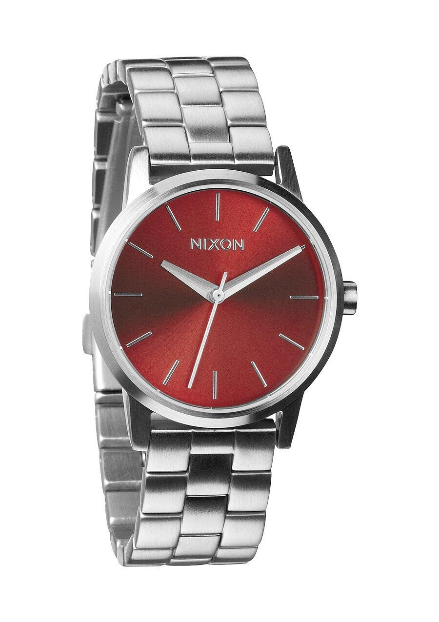 Zegarek damski Dark Red Nixon Small Kensington A3612260