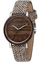 Zegarek damski Esprit Plywood ES1L030L0015