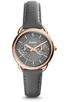 Zegarek damski Fossil Tailor Multifunction Leather ES3913