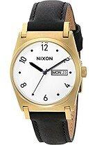 Zegarek damski Gold Black Jane Leather Nixon A9551513