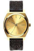 Zegarek damski Gold Ornate Nixon Time Teller A0451882