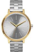 Zegarek damski Gold Silver Nixon Kensington A0992062