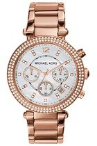 Zegarek damski Michael Kors Blair Rose Gold MK5491