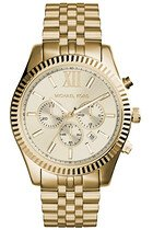 Zegarek damski Michael Kors Lexington Gold-Tone MK8281