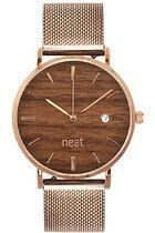 Zegarek damski Neat Stalowy 36 N121