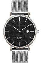 Zegarek damski Neat Stalowy 36 N125