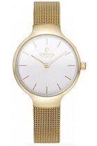 Zegarek damski Obaku Classic V223LXGIMG