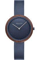 Zegarek damski Obaku Trae Lille V245LXLLML