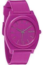 Zegarek damski Shocking Pink Nixon Time Teller P A1191644