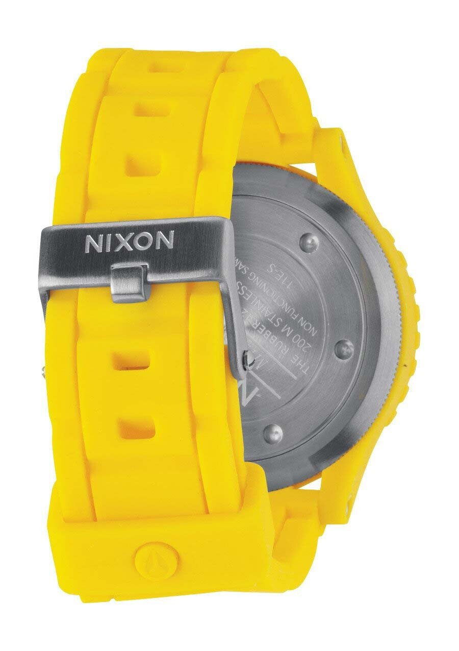 Zegarek damski Yellow Nixon 42-20 Chrono Rubber A3091250