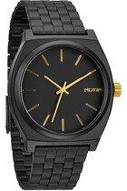 Zegarek Matte Black Gold Nixon Time Teller A0452041