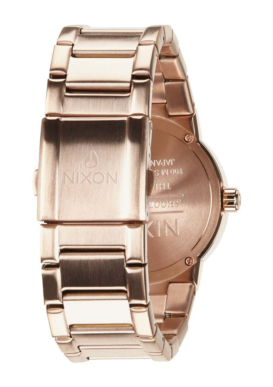 Zegarek męski All Rose Gold Nixon Cannon A1601897