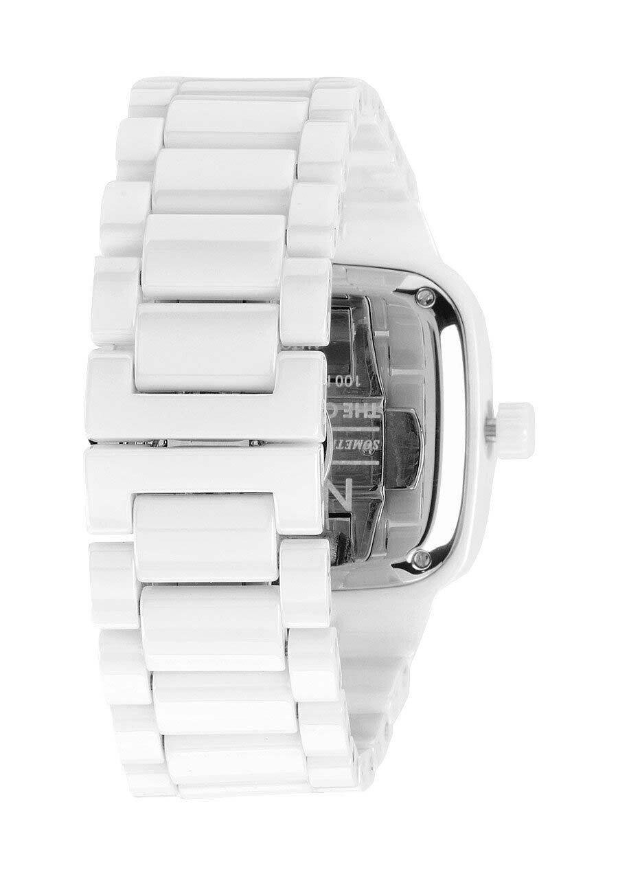 Zegarek męski All White Nixon Ceramic Player A1451126