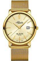 Zegarek męski Atlantic Super De Luxe 64356-45-31