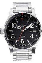 Zegarek męski Black Nixon Diplomatic A4291000