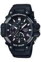 Zegarek męski Casio Basic Chrono MCW-110H-1AVEF