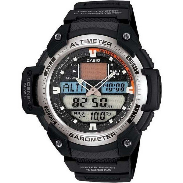 Zegarek męski Casio Collection SGW-400H-1BVER