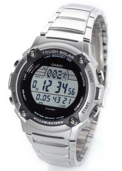 Zegarek męski Casio Collection W-S200HD-1AVEF