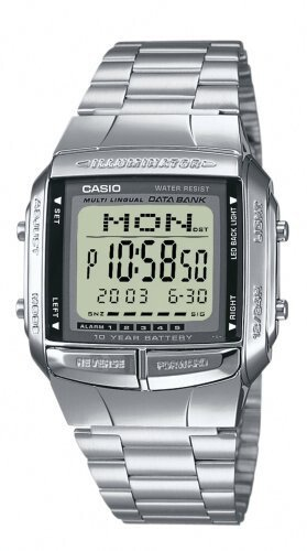 Zegarek męski Casio Data Bank DB-360N-1AEF