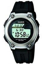 Zegarek męski Casio Digital W-211-1AVEF