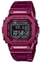Zegarek męski Casio G-Shock 5600 Series GMW-B5000RD-4ER