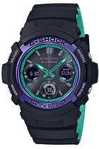 Zegarek męski Casio G-Shock Classic AWG-M100SBL-1AER