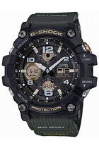 Zegarek męski Casio G-Shock Mudmaster Master Of G GWG-100-1A3ER