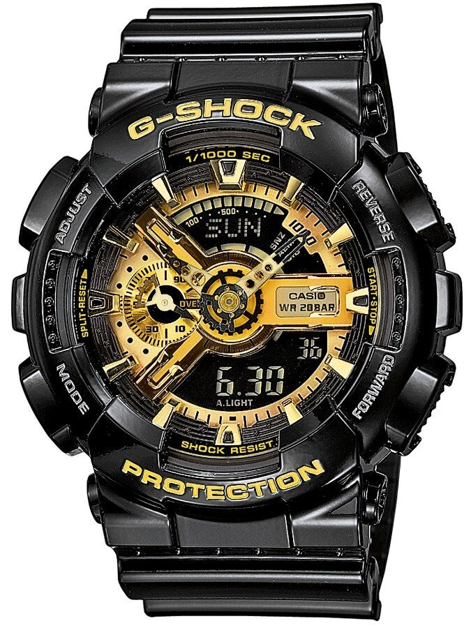 Zegarek męski Casio G-Shock Special Color GA-110GB-1AER