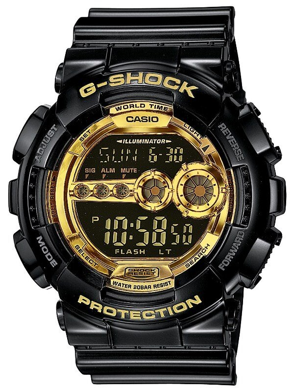 Zegarek męski Casio G-Shock Special Color GD-100GB-1ER