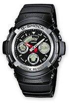 Zegarek męski Casio G-Shock Standard Analog-Digital AW-590-1AER