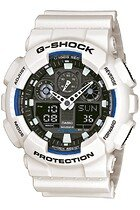 Zegarek męski Casio G-Shock Standard Analog-Digital GA-100B-7AER