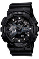 Zegarek męski Casio G-Shock Standard Analog-Digital GA-110-1BER