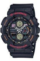Zegarek męski Casio G-Shock Standard Analog-Digital GA-140-1A4ER