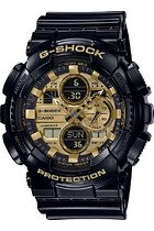 Zegarek męski Casio G-Shock Standard Analog-Digital GA-140GB-1A1ER