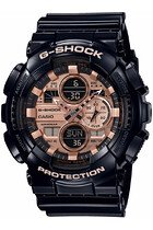 Zegarek męski Casio G-Shock Standard Analog-Digital GA-140GB-1A2ER