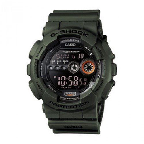 Zegarek męski Casio G-Shock Standard Digital GD-100MS-3ER